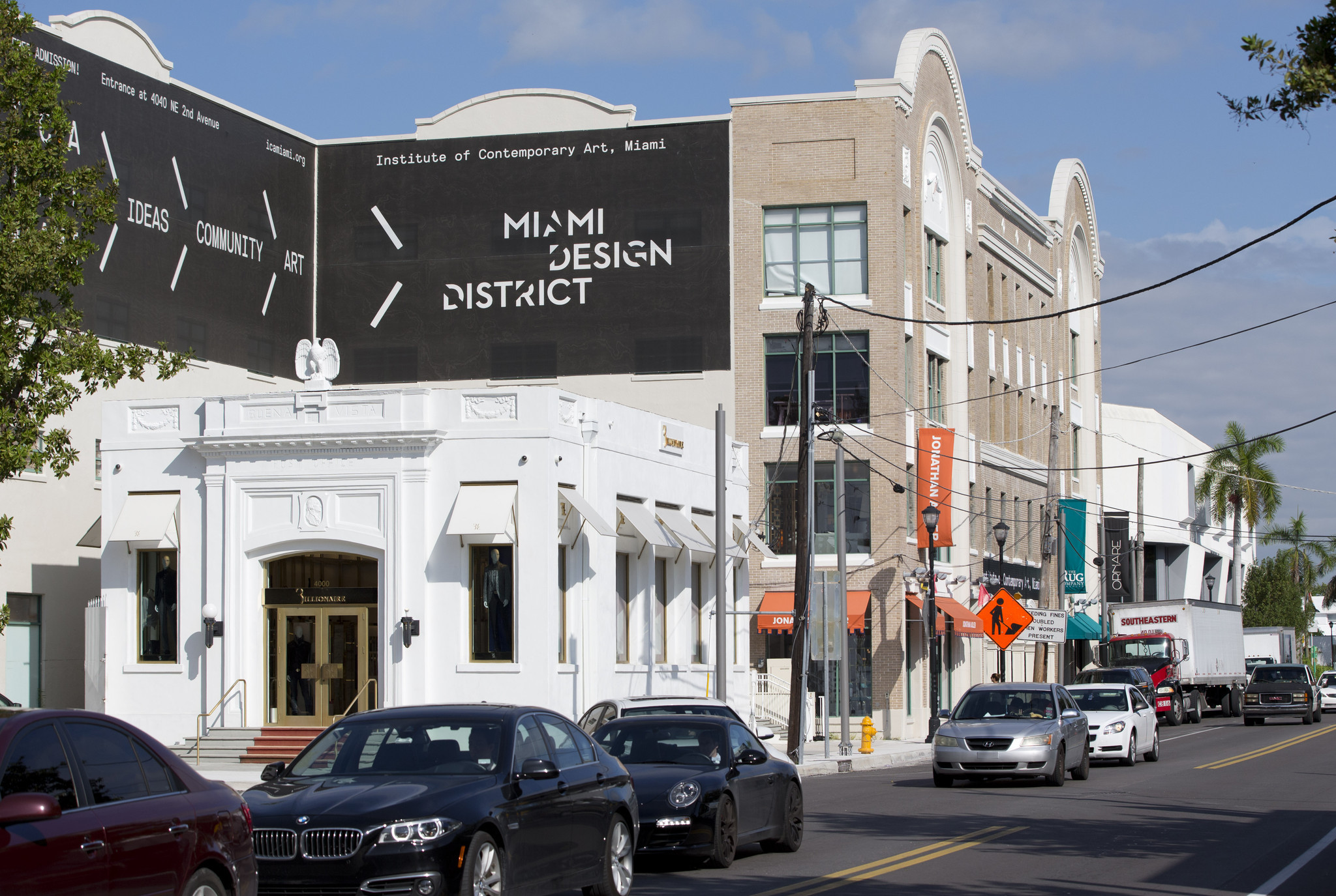 Report details new development in miami design district