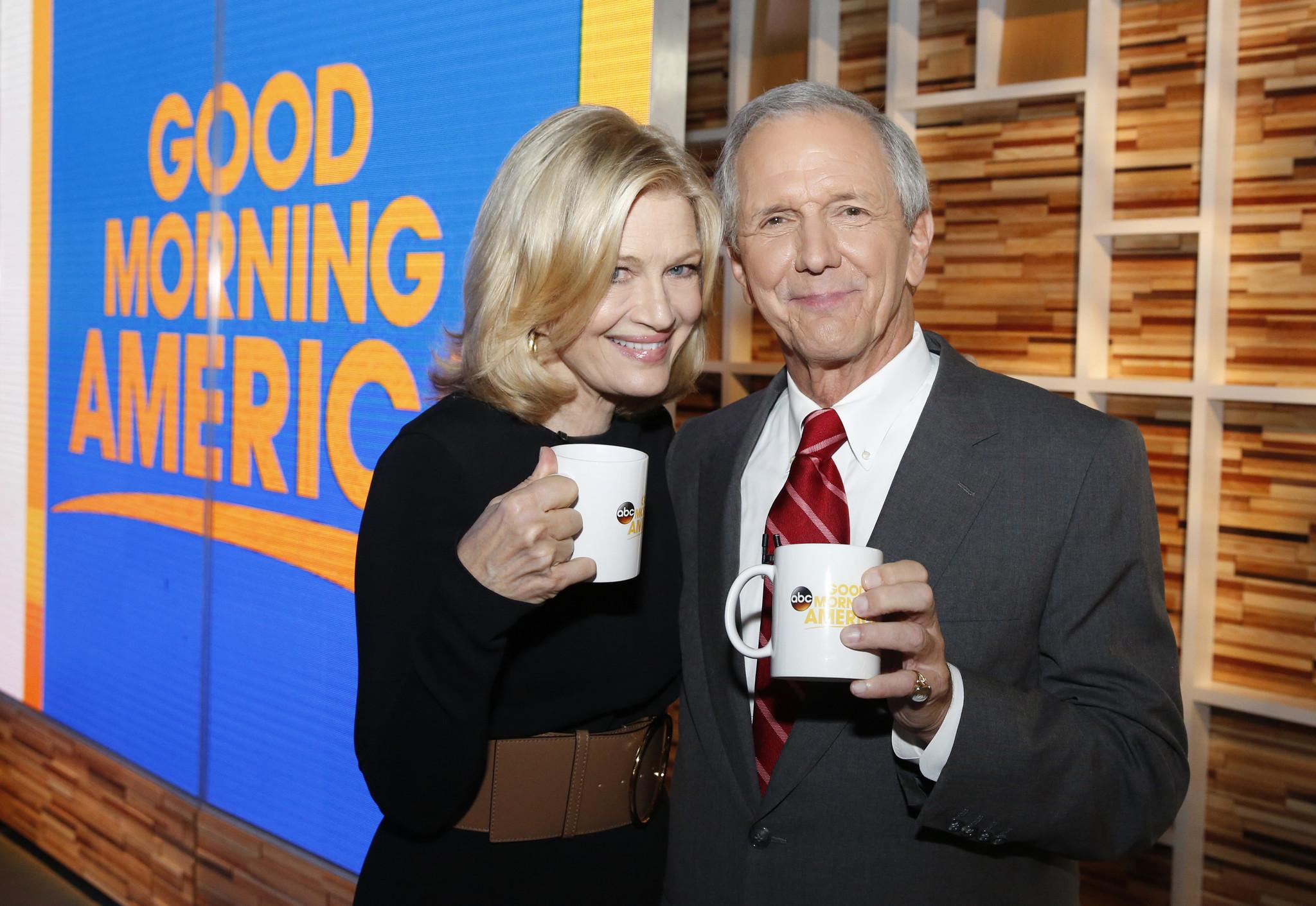 Good Morning America Former Hosts : Good morning america teams reunite for the program s