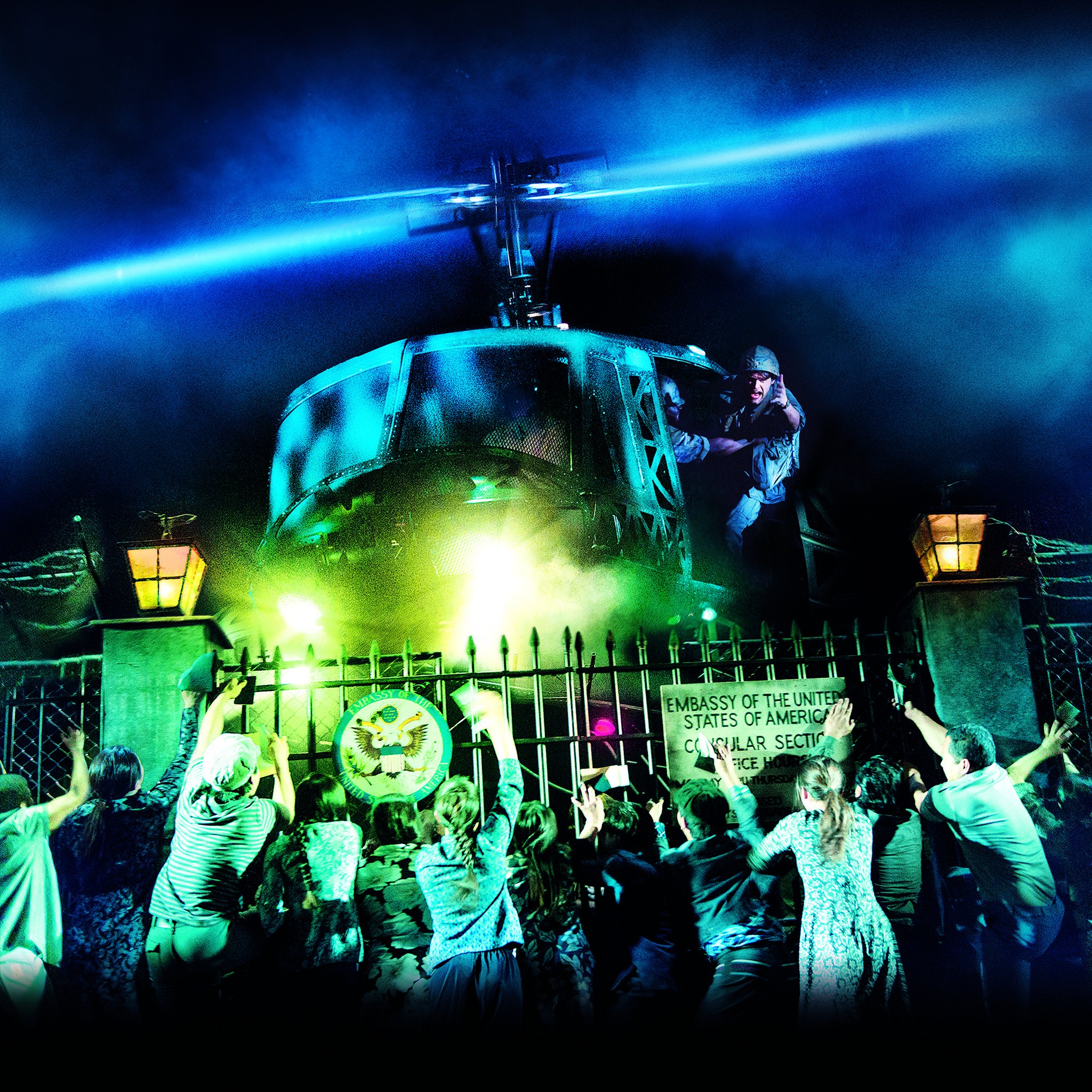 'Miss Saigon' will open on Broadway, followed by national tour with Chicago stop