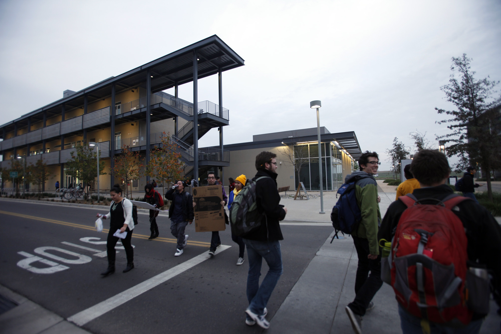 UC regents approve major expansion at UC Merced