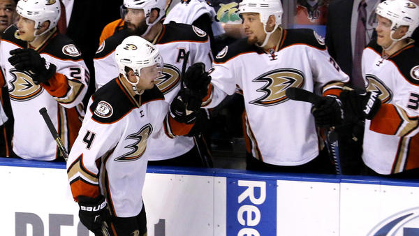 Ducks Play A Solid 60 Minutes And Defeat Panthers, 3-1