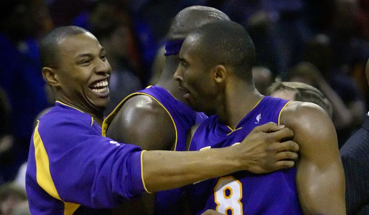 Caron Butler shares his life story highlights brotherly bond with