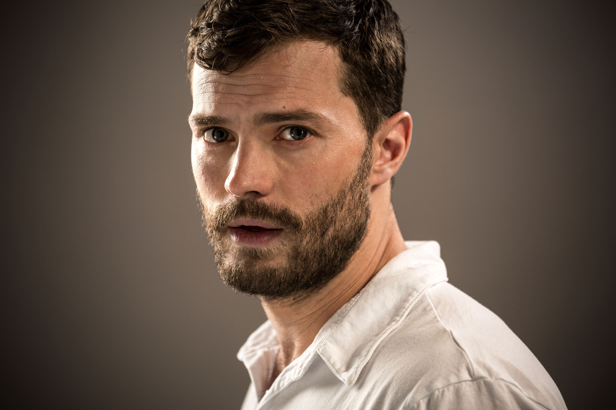 Jamie Dornan over opnames van Fifty Shades Darker in Nice