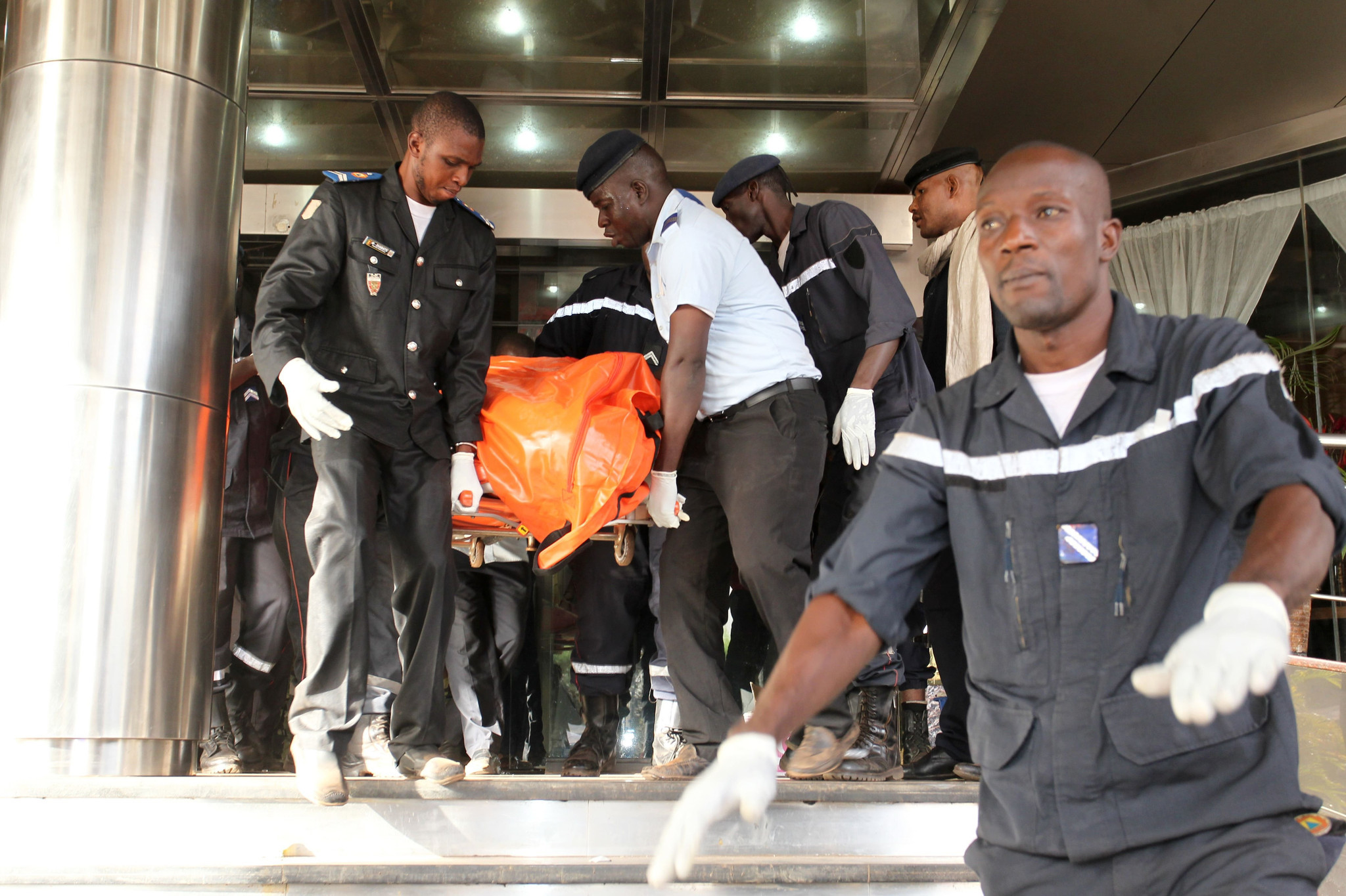 Guard: Mali hotel attackers took advantage of security lapses during shift change
