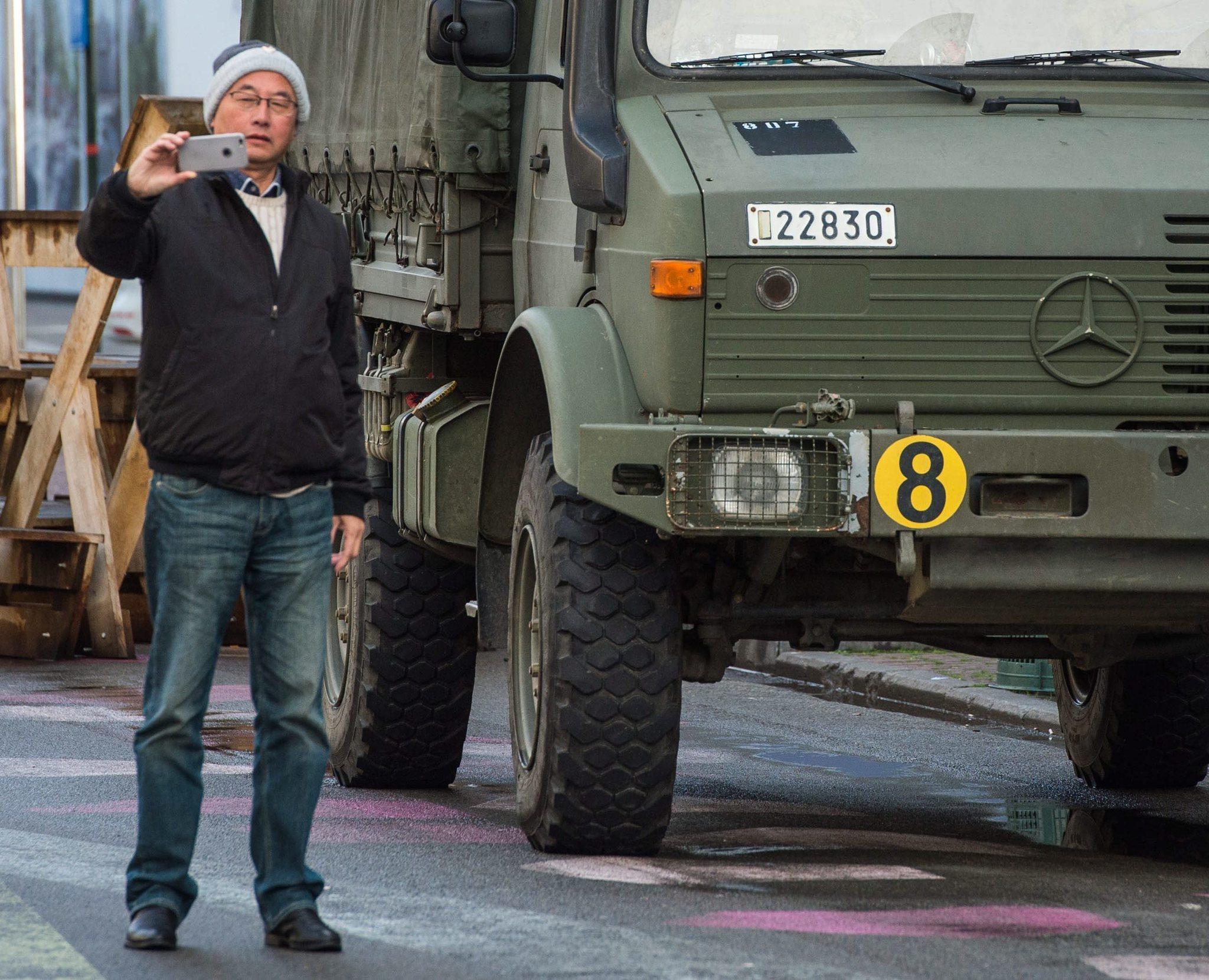 Citing 'imminent' threat, Brussels extends high alert
