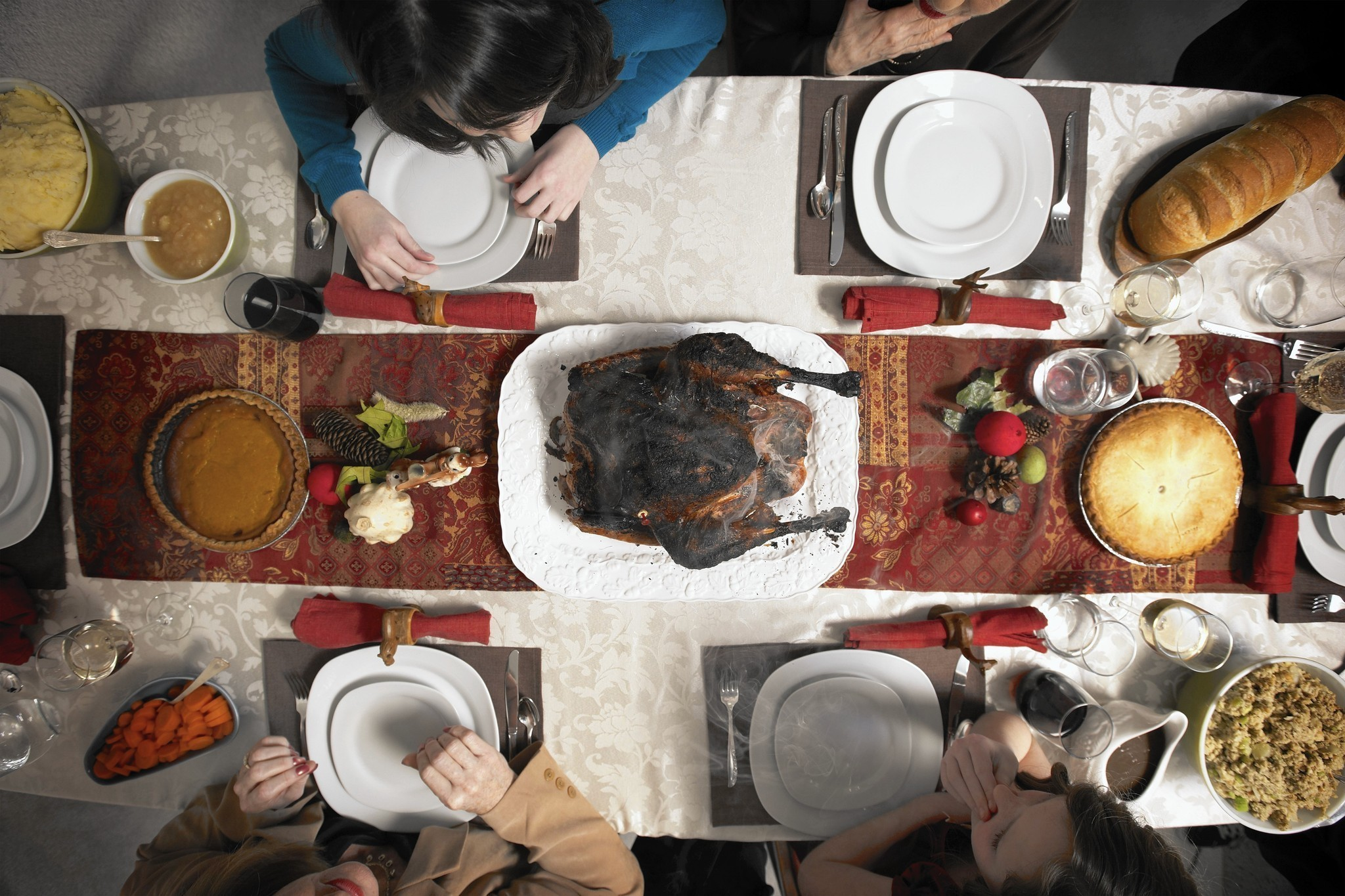 How To Keep Politics Off The Table At Thanksgiving