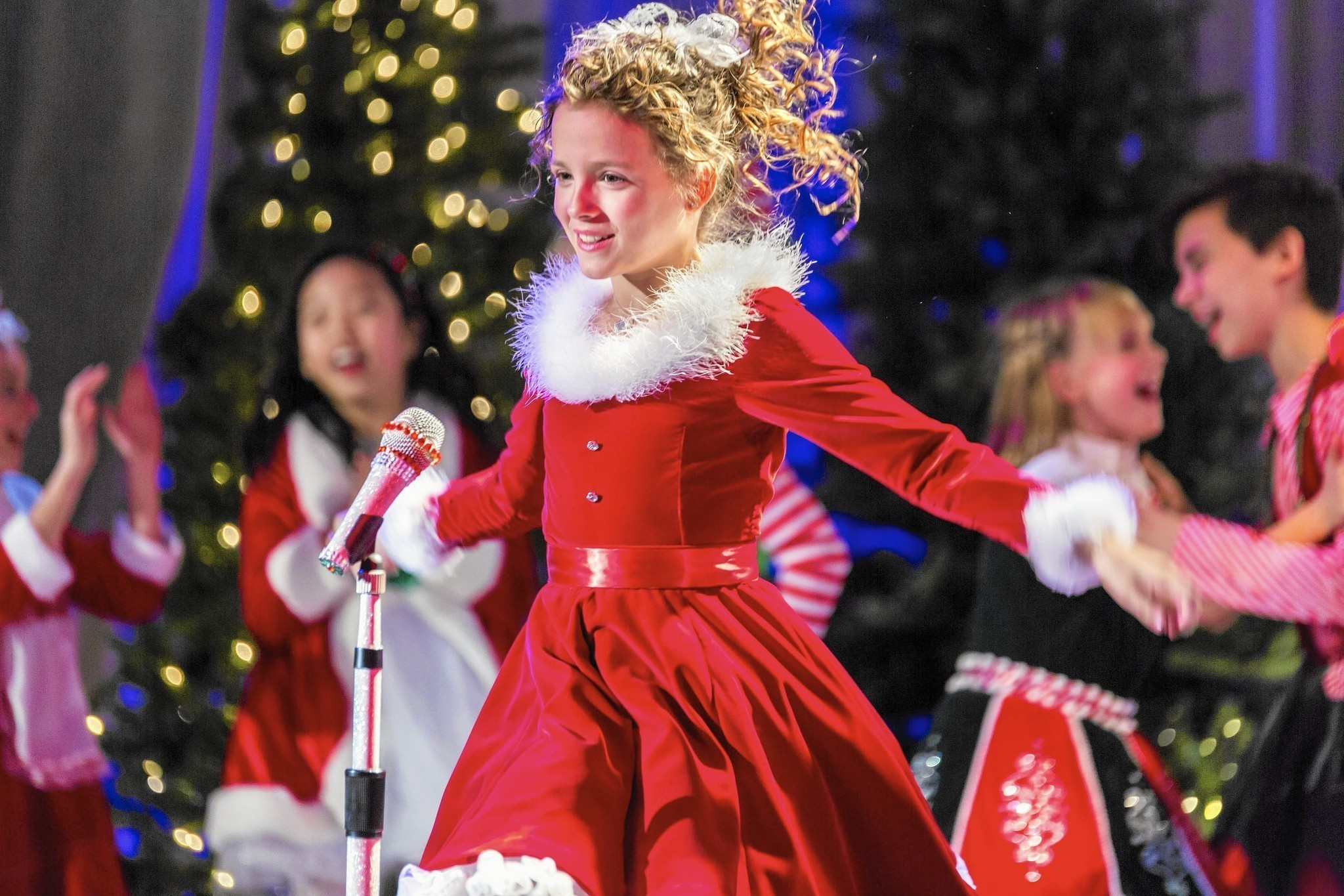 christmas movies channel on freeview