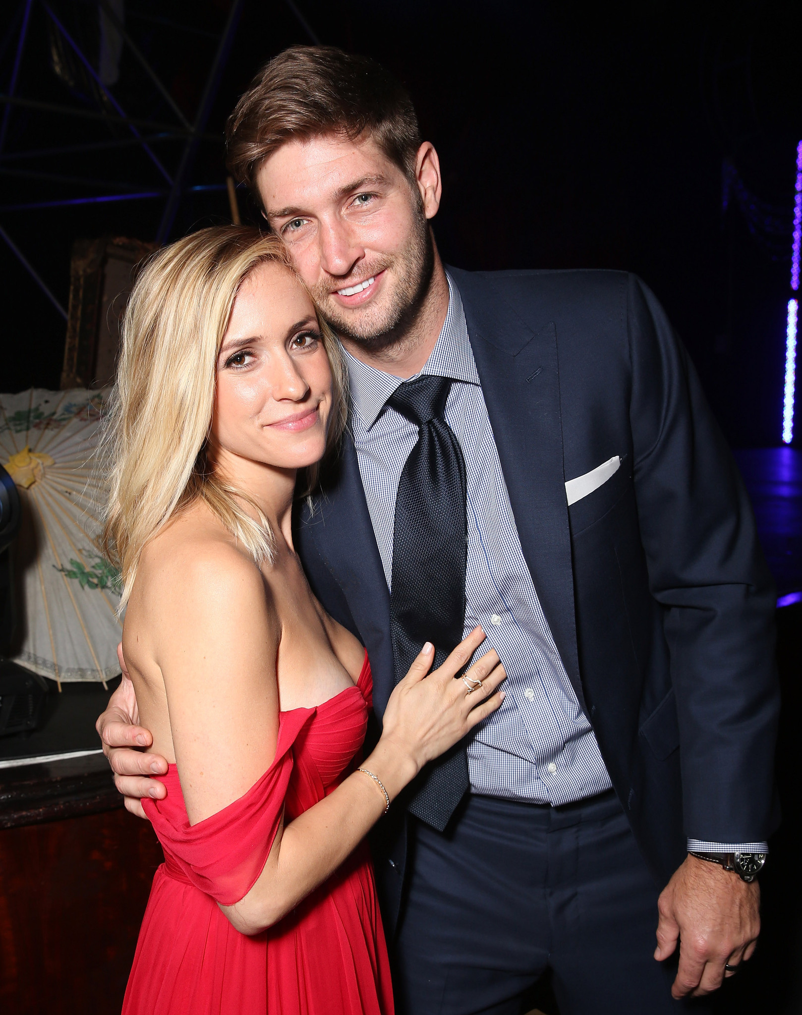 Bears QB Jay Cutler lauds timing of new daughters arrival