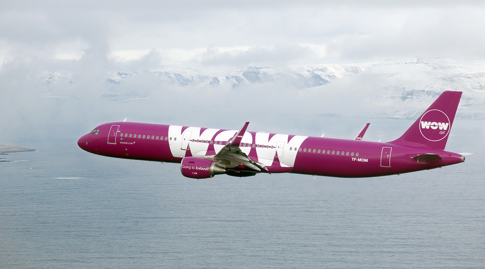 Image result for wow airlines