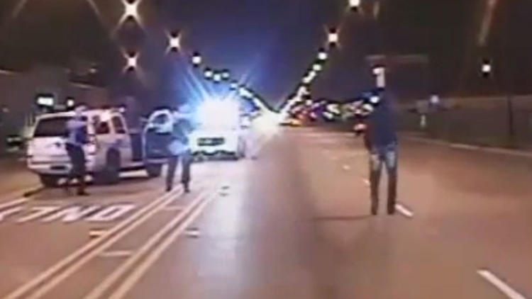 Warning, graphic content: Laquan McDonald shooting dash-cam video
