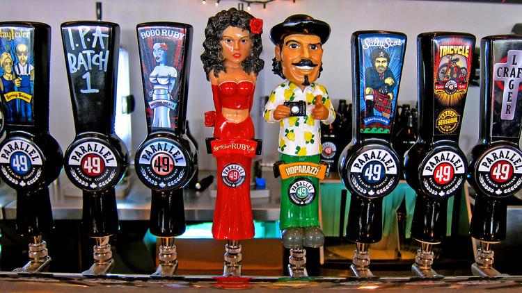 Vancouver beer scene