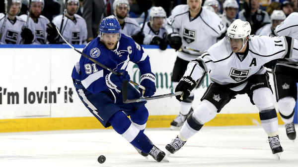 Coach Makes A Point To Praise Kings' Road Play After Shootout Loss To Lightning