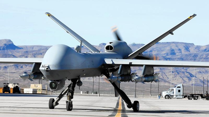 Air Force's Reaper drone