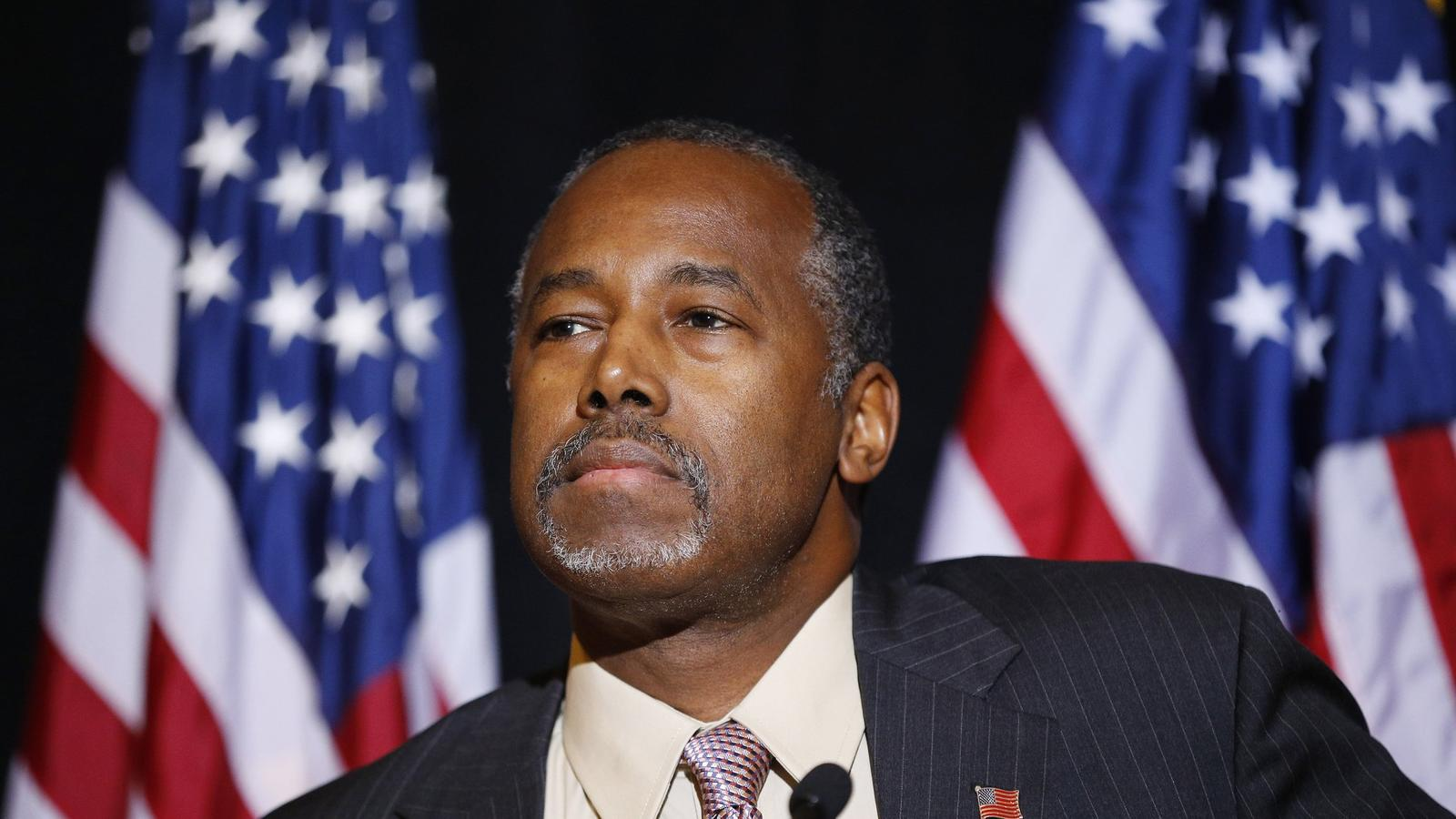 Ben Carson (John Locher / Associated Press)