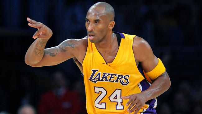 Kobe Bryant announces he will retire after this season