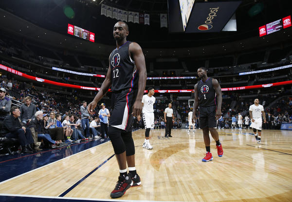 Clippers Turn To Luc Mbah A Moute In Small Forward Starter