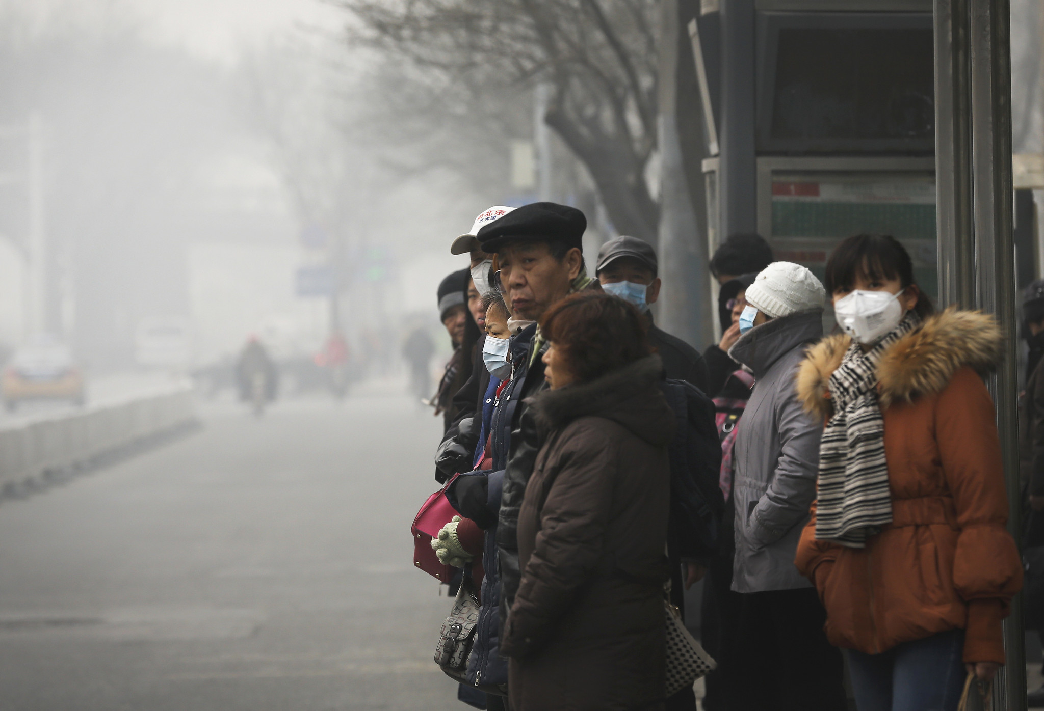 beijing chokes on offthecharts air pollution as thick