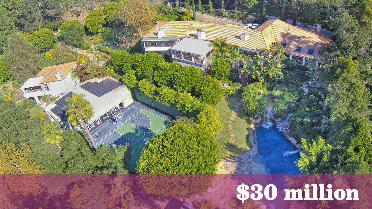 Mark Wahlberg S Former 90210 Address And Boxing Ring