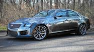 Cadillac re-energizes brand with performance V-series