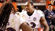 Ravens 33, Cleveland Browns 27