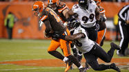 Mike Preston grades the Ravens' 33-27 win over the Browns