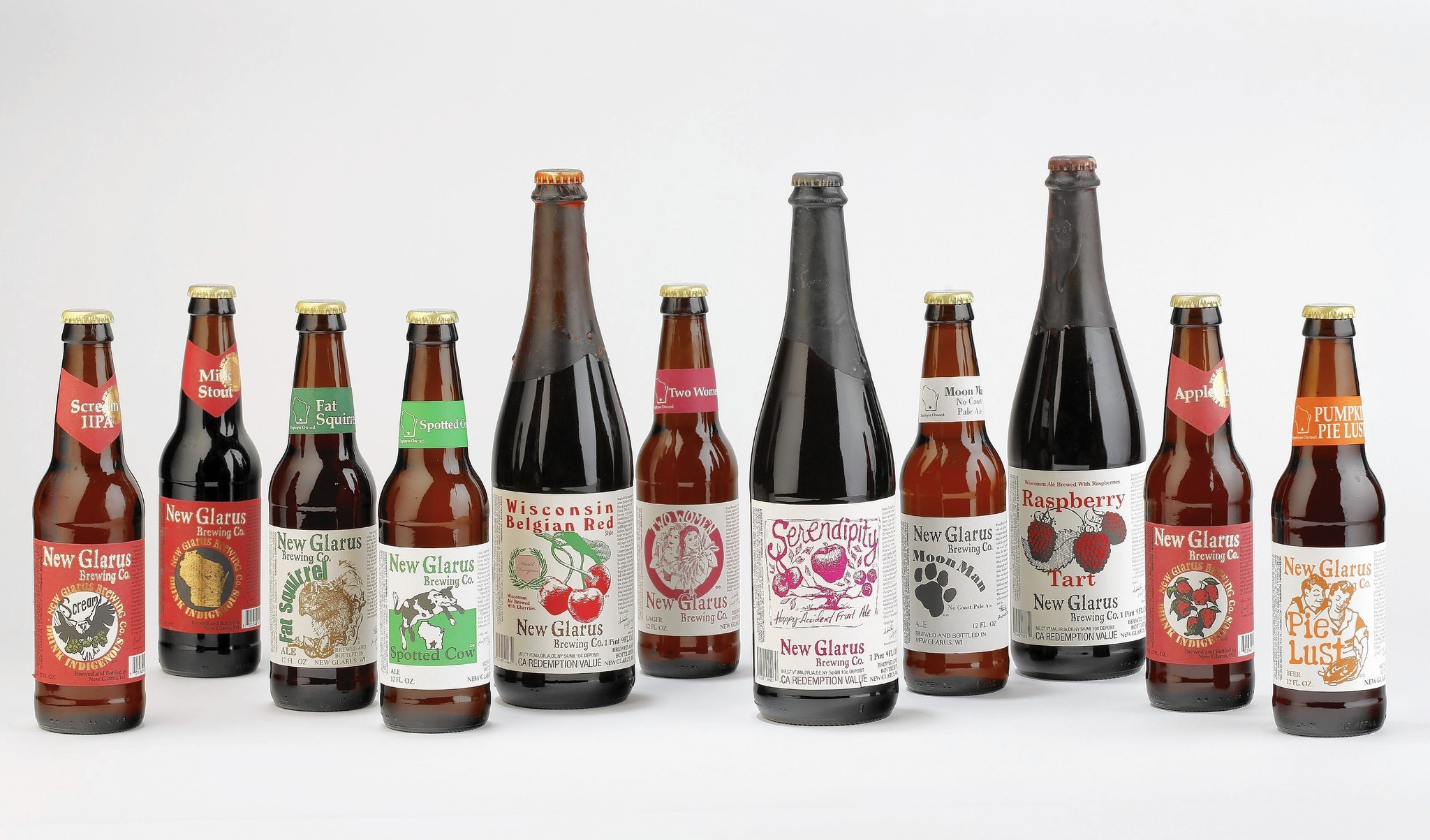 New Glarus beer is legendary, but is it worth the drive?