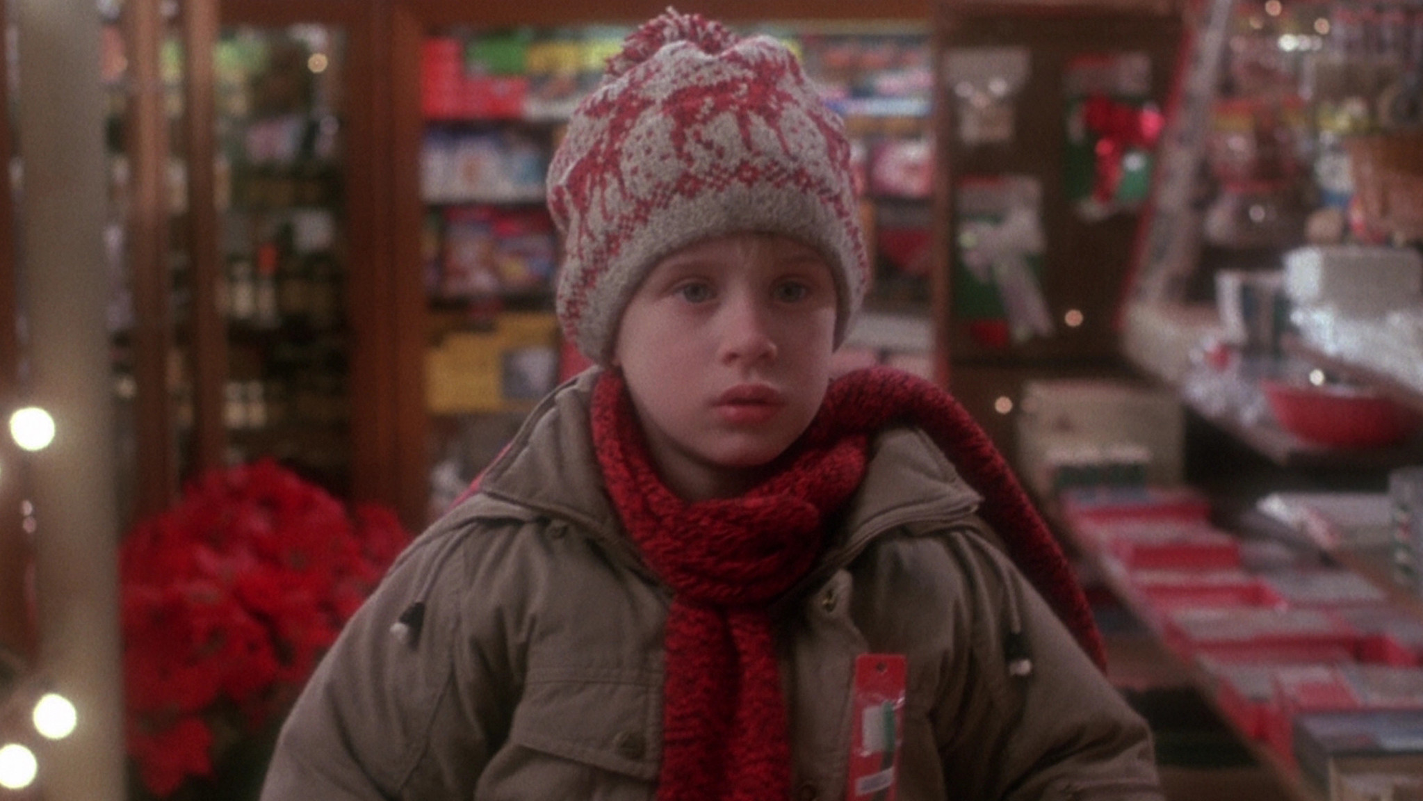home alone movie and music baltimore city paper - Home Alone Christmas Movie