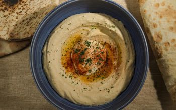 Favorite hummus recipes