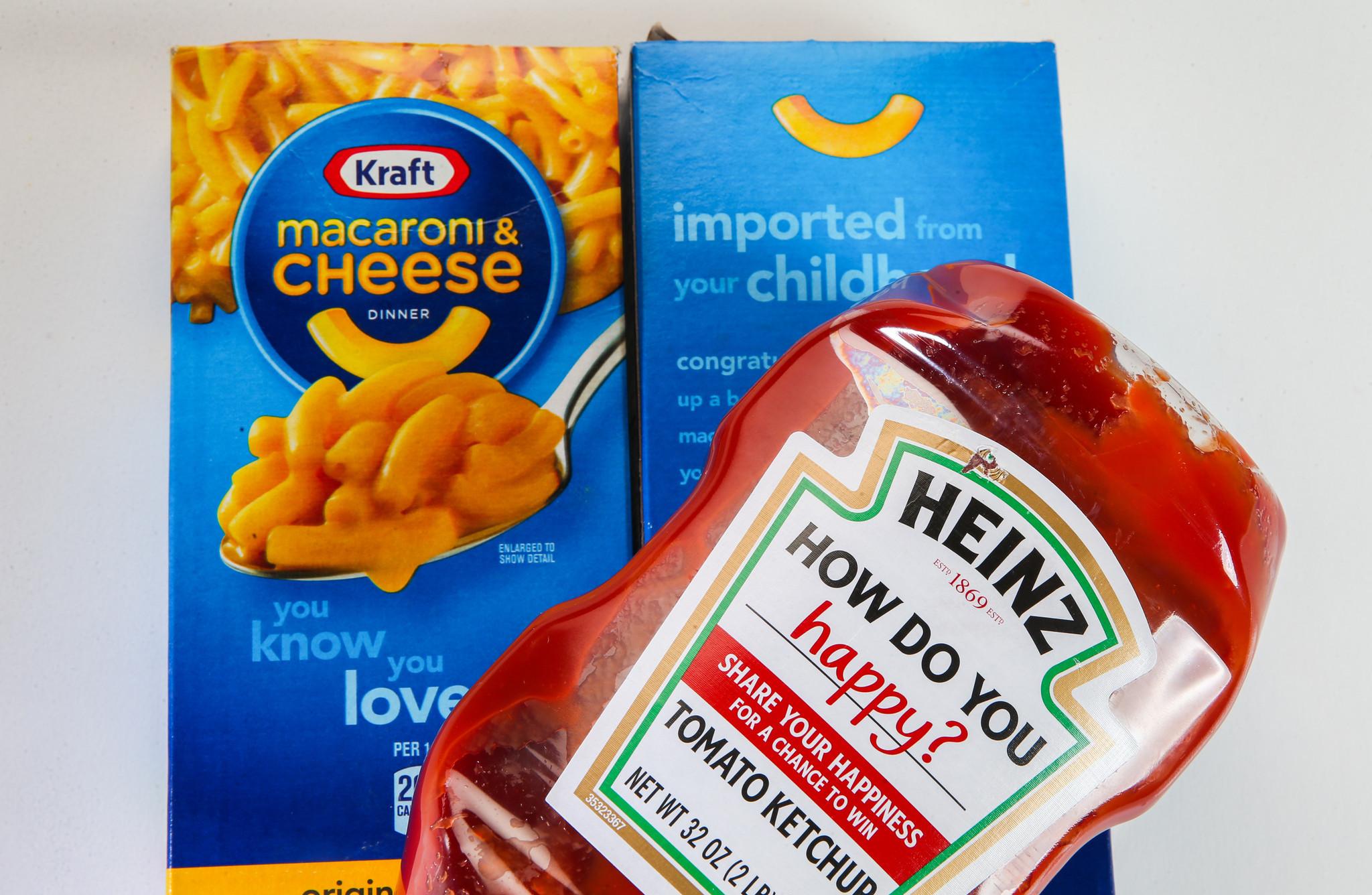 Kraft Heinz reports sales, profit decline in third quarter