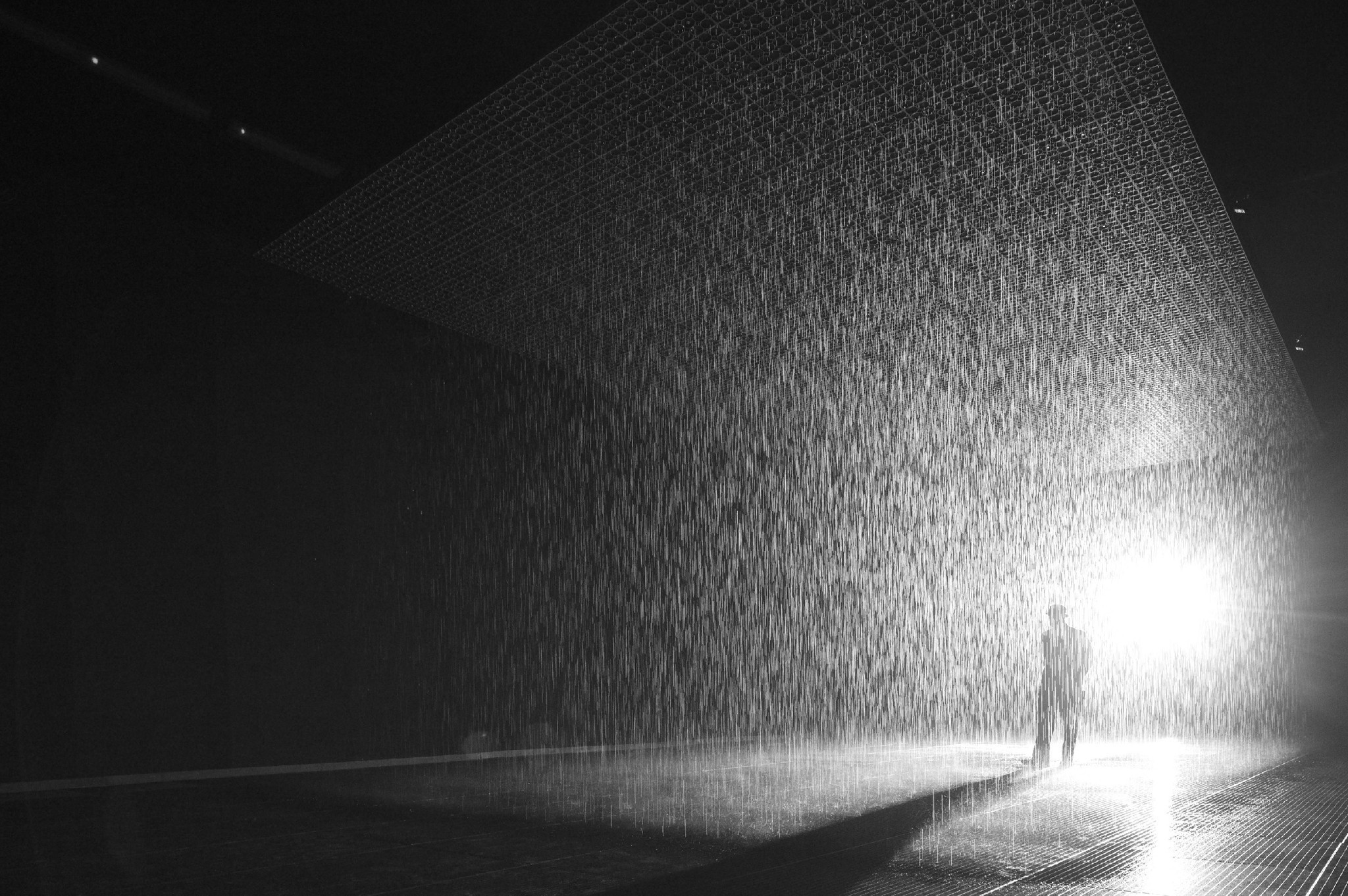 Art For Instagram 3 Thoughts On Lacma S Rain Room La