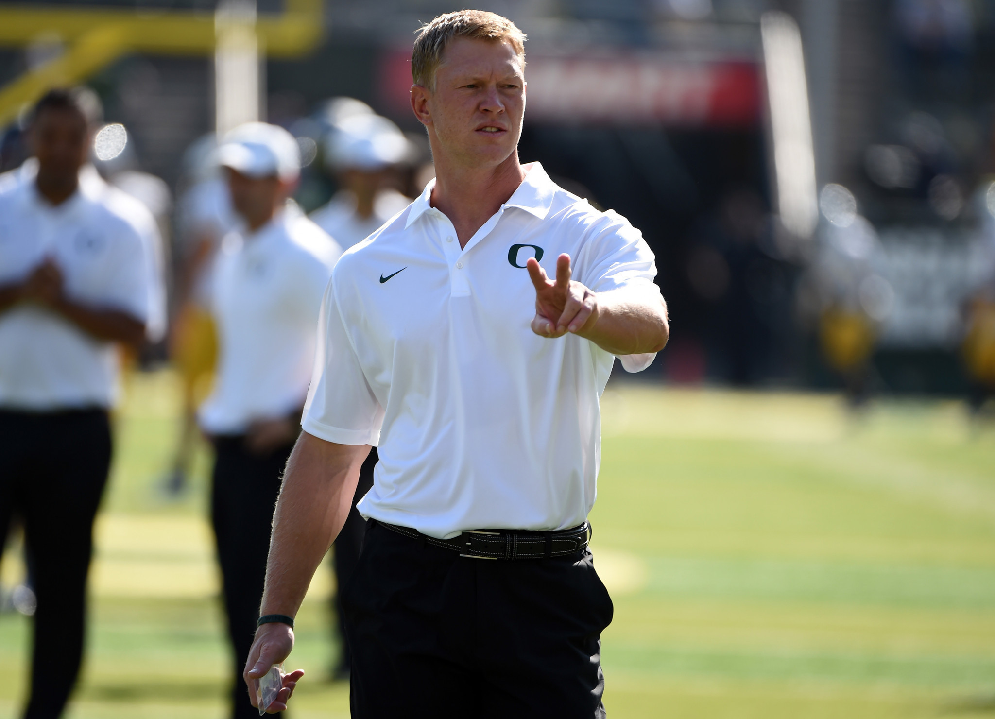 Scott Frost Shirtless >> New Ucf Coach Scott Frost To Be Paid 1 7 Million Under Five Year