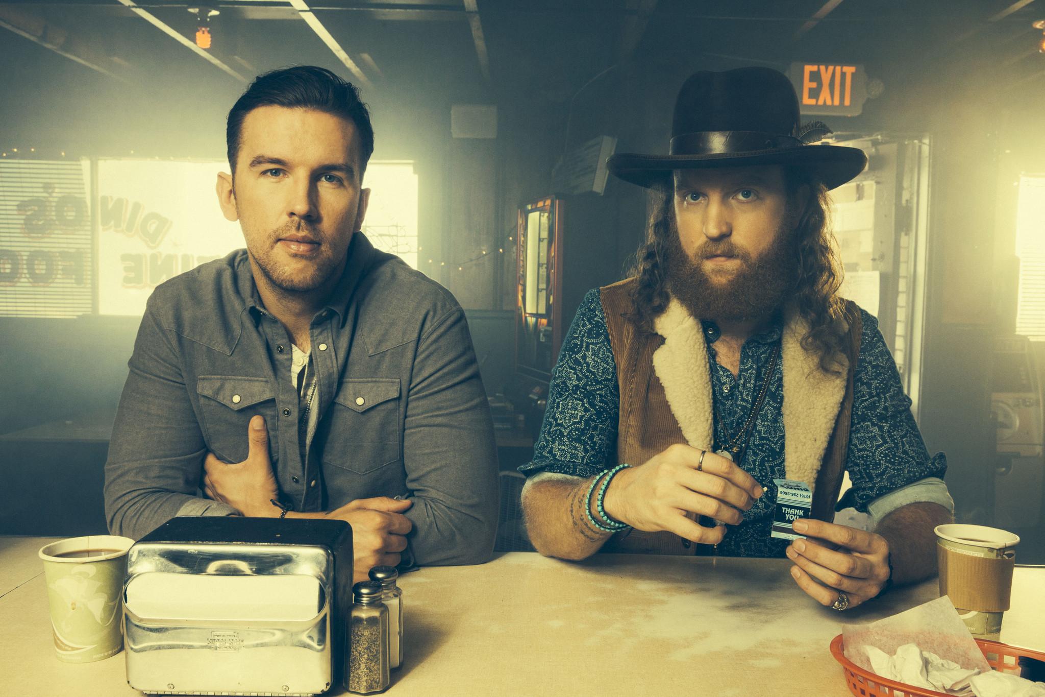 Maryland Natives Brothers Osborne Ready Debut Album Pawn Shop
