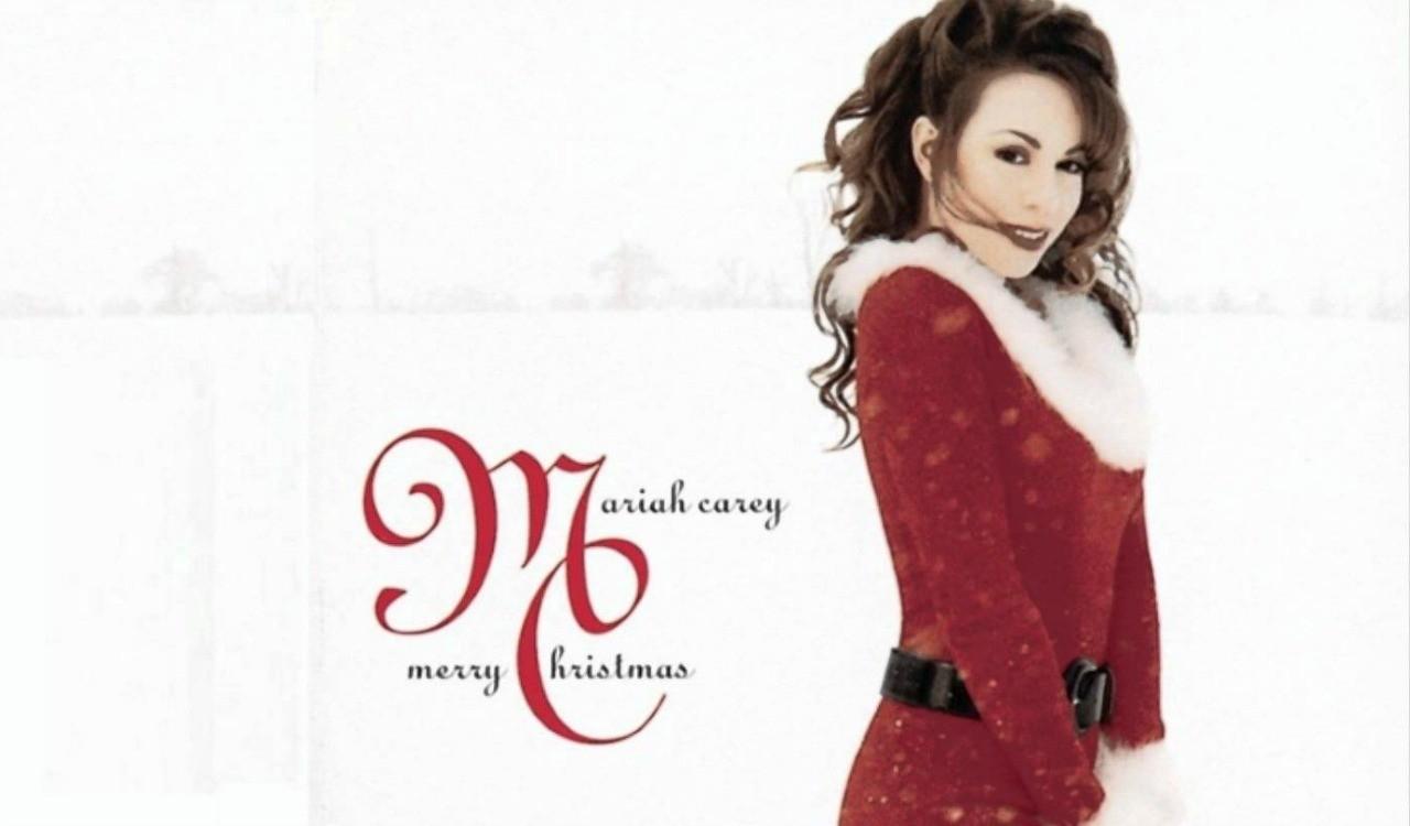 Free Mariah Carey 'Mer... Mariah Carey Christmas Songs 2018