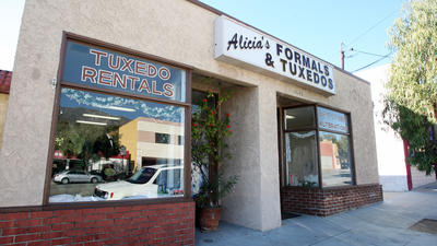 Alicia's Formal & Tuxedo Shop