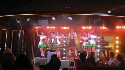 Children of the '80s embraced on Norwegian Escape
