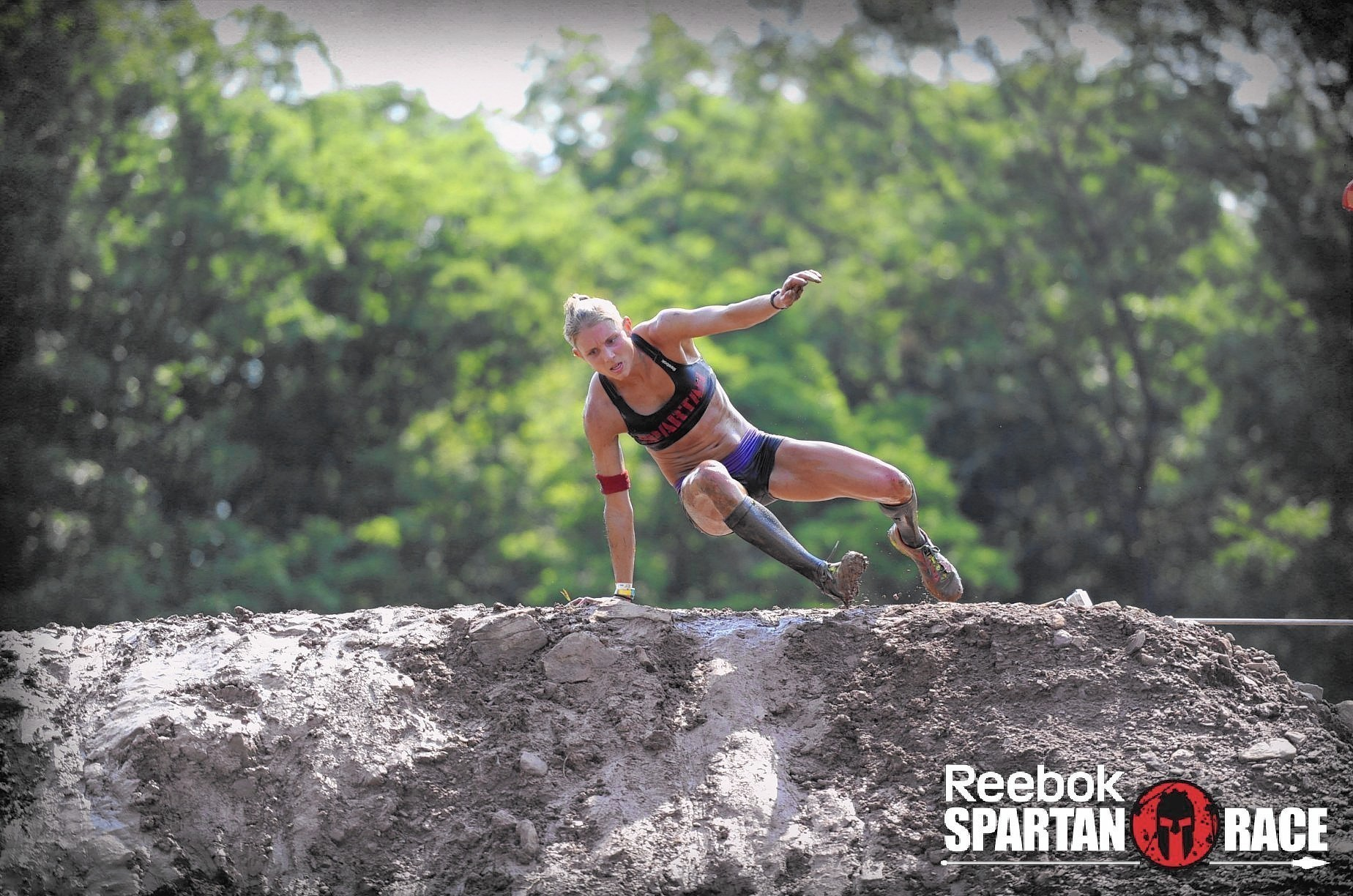 Spartan Race Las Vegas >> Obstacle racer Amelia Boone takes grit to a whole new ...