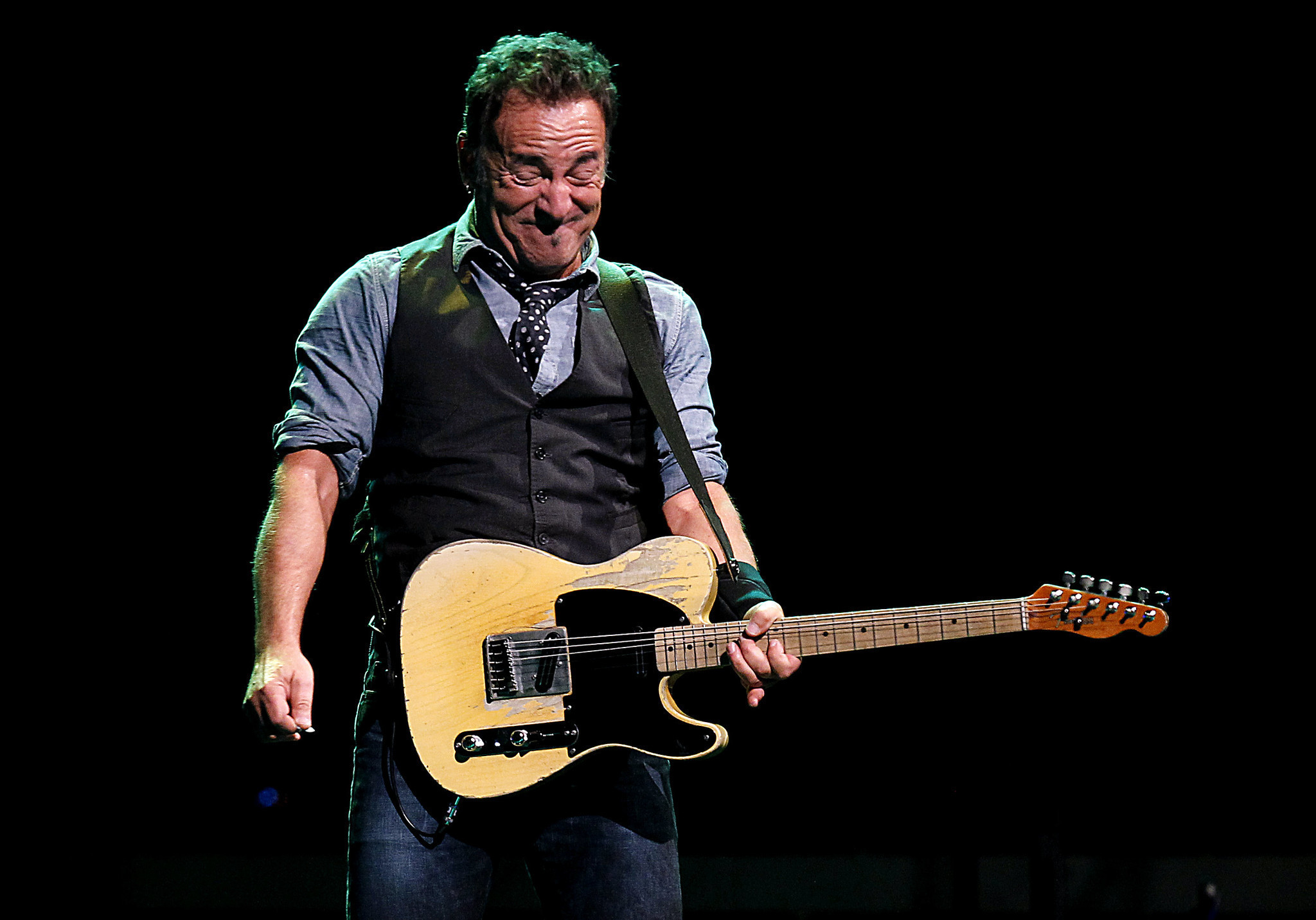 Bruce Springsteen Tour Virginia Beach