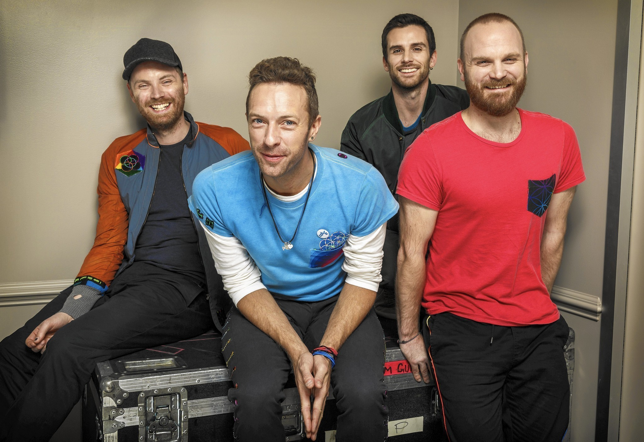 Hook up coldplay