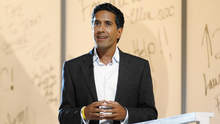Interview with :   Dr. Sanjay Gupta, American Neurosurgeon and Media Reporter