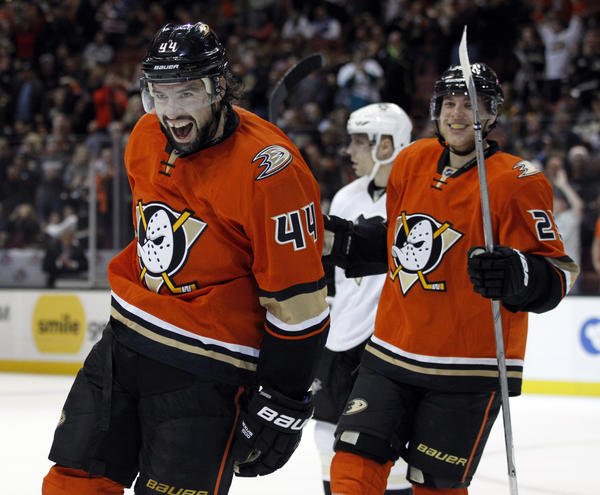 What We Learned From The Ducks' 2-1 Win Over Pittsburgh