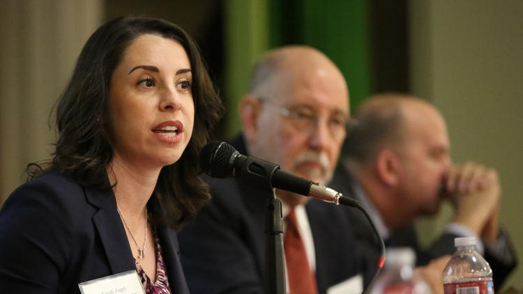 Sarah Angel of California Charter Schools Assn.