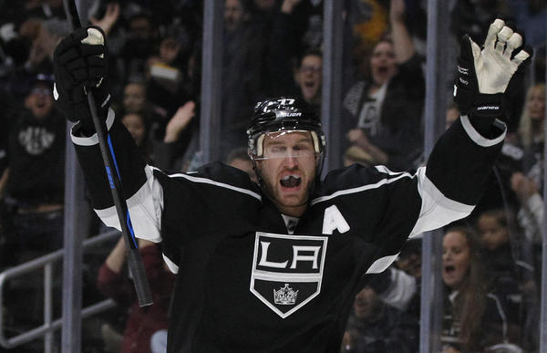 The Kings Are In Columbus, Which Can Mean Only One Thing: Boos For Jeff Carter