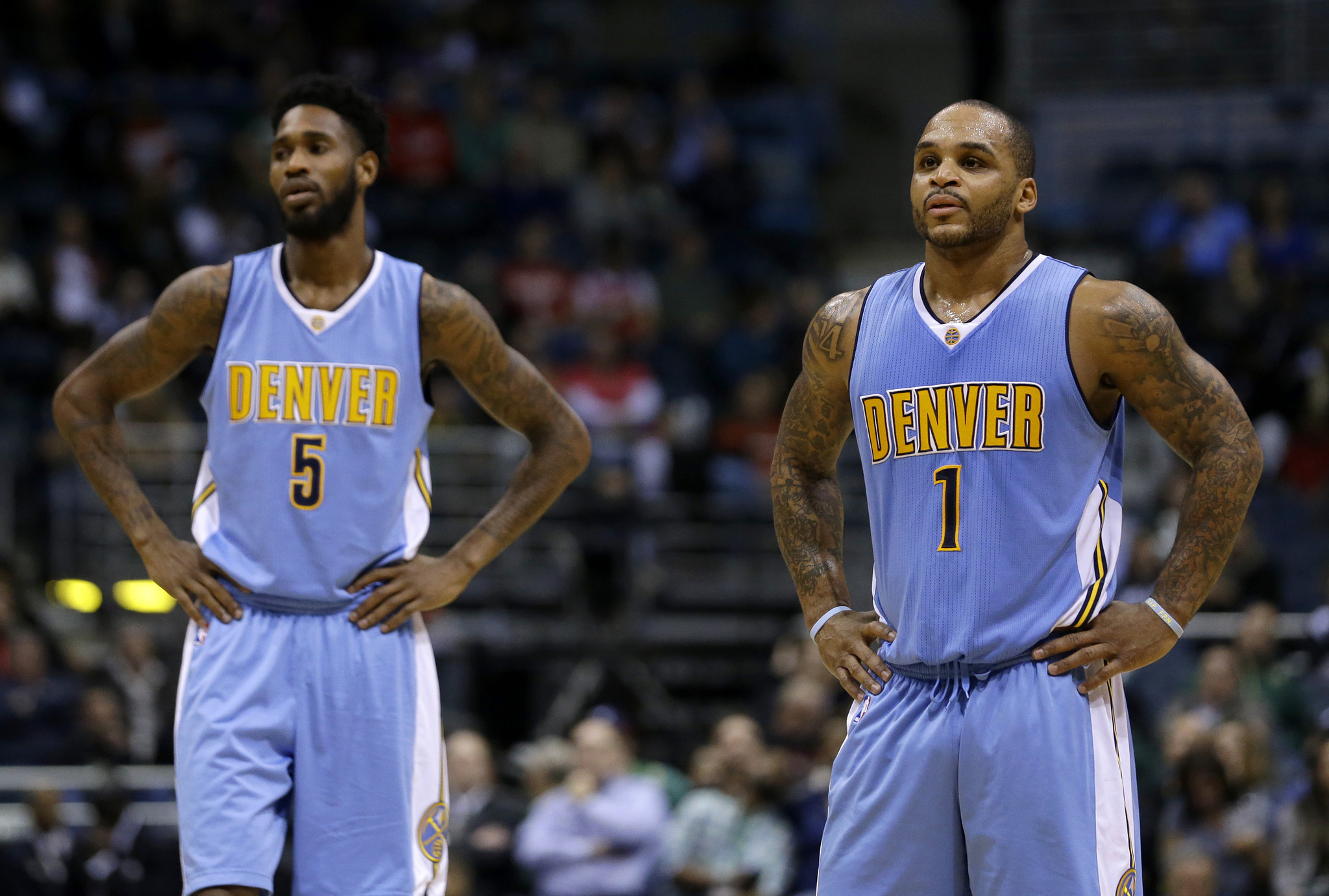 Former Orlando Magic point guard Jameer Nelson is enjoying more