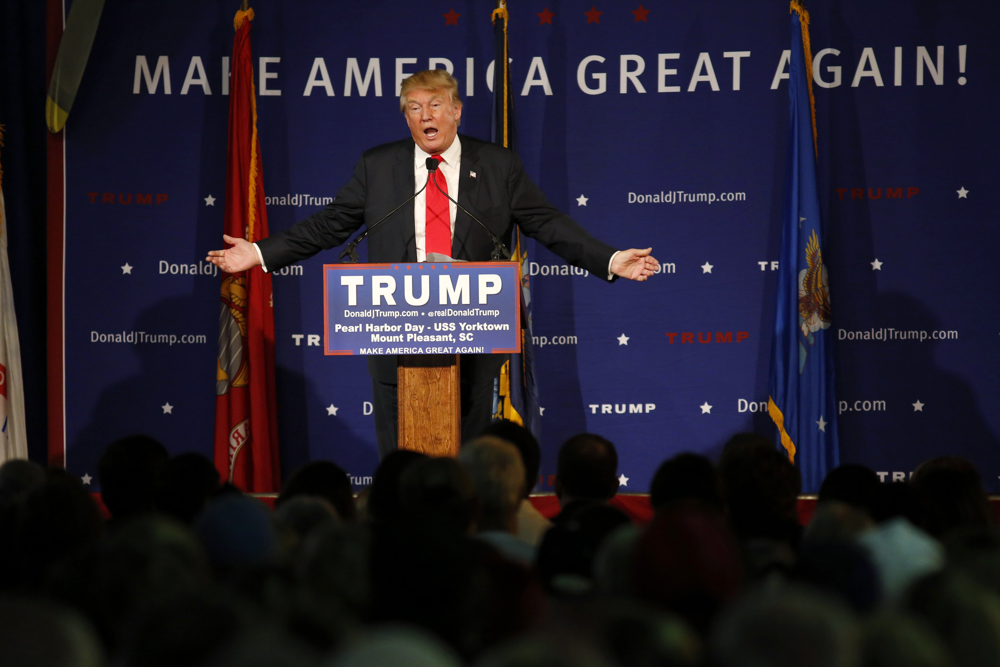 Along with Trump's rhetoric, the stakes for 2016 have risen dramatically
