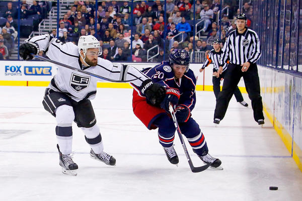 Alec Martinez Gives The Kings A Bump With Overtime Goal In 3-2 Win Over Blue Jackets