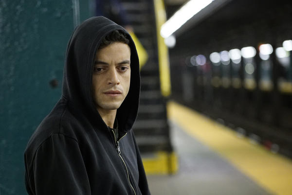 Rami Malek (Peter Kramer / USA Network)