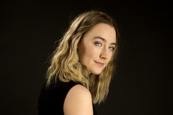 Saoirse Ronan, nominated for her lead role in