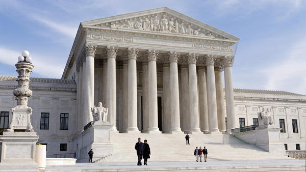 Supreme Court hears arguments in affirmative action challenge