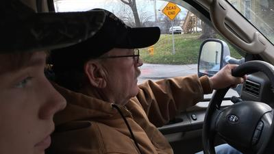 Iowa tow truck driver shows why Trump backers stand by him after call for Muslim ban