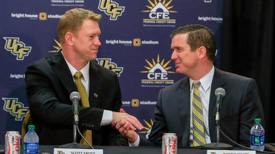 New UCF football coach Scott Frost won't coach Oregon offense in bowl game